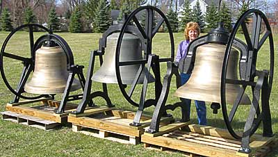 Large Church Bells
