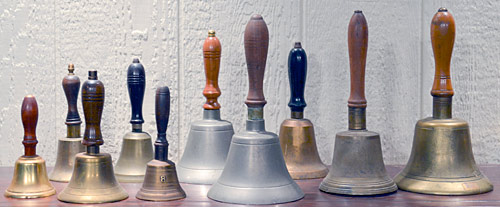 Antique Hand bells