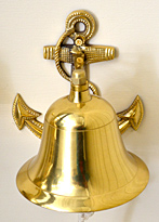 Nautical salesroom doorbell
