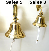 Salesroom bells